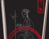 "Chiaogoo RED Lace 24"" circular knitting needles"