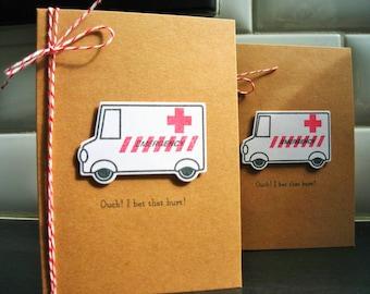 Get Well Card, Feel Better Soon Card