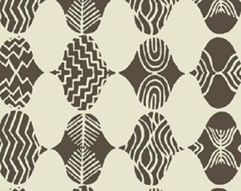 """Fabric 1 Yard Home Decorating Curious Nature EMPIRE MARK Oyster David Butler 54"""" WIDE"""
