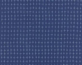 Sweet Life Plus in True Blue, Pat Sloan, 100% Cotton, Moda Fabrics, 43056 20
