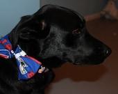 Buffalo Bills Dog Bow/Bow Tie Accessory