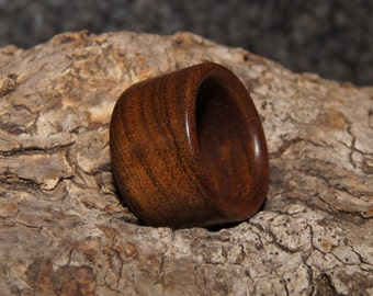 Wooden Ring - Any size - Ipe Wood Ring