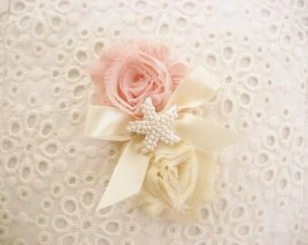 Beach Wedding Hair Clip Bridesmaid Hair Clip Destination Wedding Starfish Hair Clip Headband Summer Wedding
