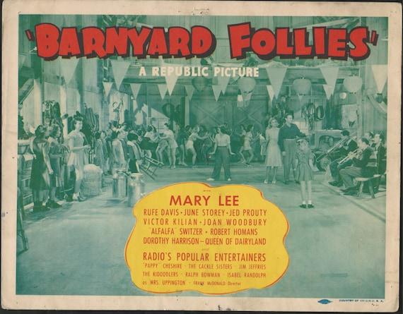 Barnyard Follies Xxx 63