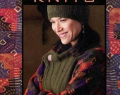 Andean Inspired Knits Designs in Luxurious Alpaca by Helen Hamann - Knitting Pattern Book
