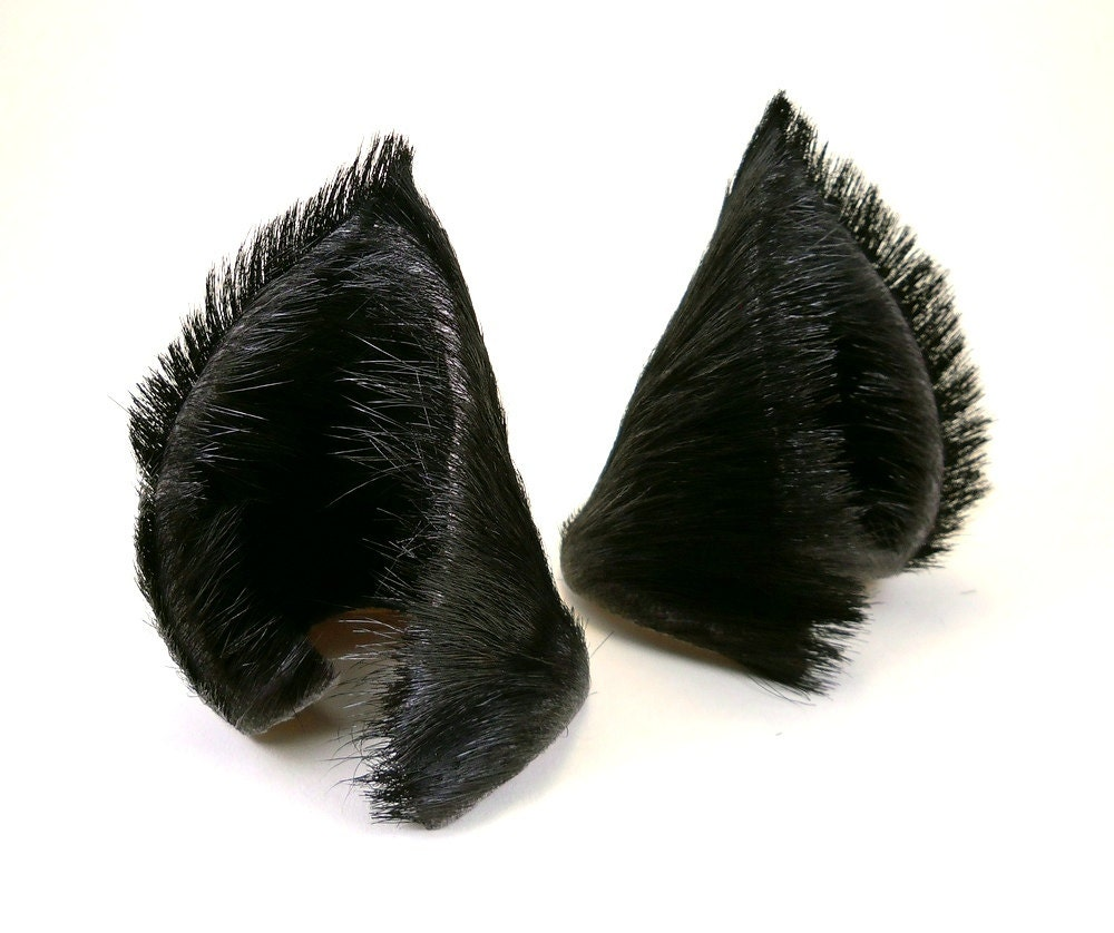 Black Cat Costume For Dog