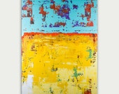 Original colorful Abstract Art - Modern Painting - Canvas - Fine Art Home Decor