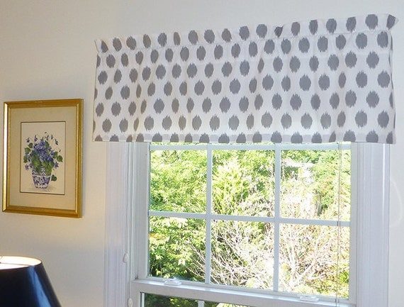 Items Similar To Window Curtain Window Valance Curtains