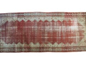RESERVED -- DISCOUNTED 7x16 Antique Persian Malayer Gallery Rug Runner