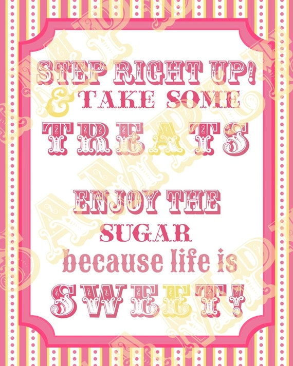 pink carnival circus birthday party candy buffet sign instant rh catchmyparty com candy buffet signs for baby shower candy buffet signs template free