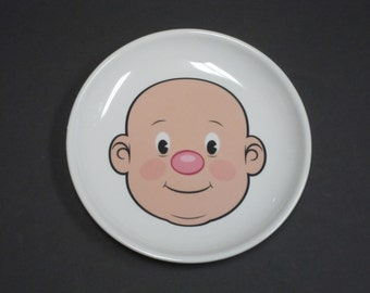 Childs Plate Play with your Food