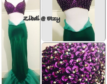 Ariel Little mermaid adult costume limited quantity