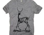 Bones - Organic Cotton Mens T-shirt