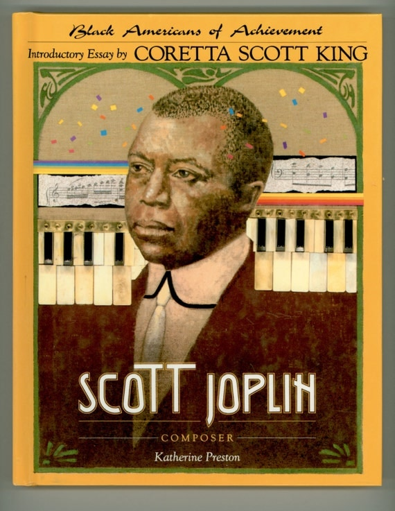 essay on scott joplin The baroque period and ragtime music essay print the piece is titled 'maple leaf rag' and was composed by scott joplin for this essay i chose to write.