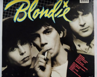 Blondie, Eat To The Beat, Vinyl Record