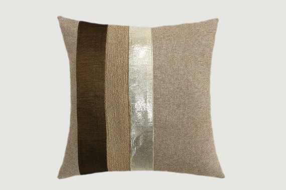 Light Brown Decorative Pillows : Decorative Pillow Case Decorative Light Brown Throw pillow