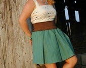 NEW:Quinn Misses Skirt and Top PDF Pattern & Tutorial,  All Sizes xxs-xxlL included, Instant Download