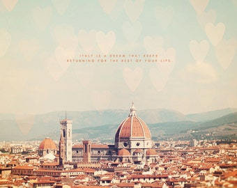 Florence Italy, Florence Print, Florence Art Print, Florence Art, Florence Photography, Florence Photo, Santa Maria del Fiore, Firenze Art