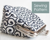 PDF Sewing Pattern & Tutorial Coin Purse - Fursi