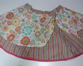 Girls Double-layer Full circle skirt Size 12