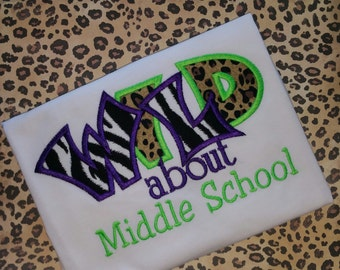 Wild about Middle School