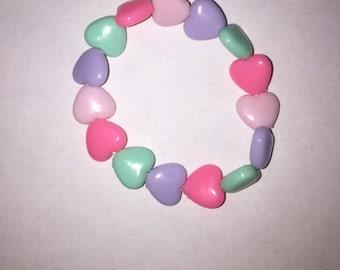 Hearts bracelet