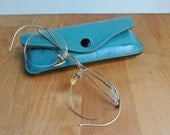 American Optical Gold Filled Eye Glasses 1/10 12k with Case.