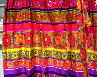 Vintage alice of california Wrap Skirt