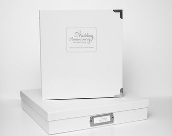 The Wedding Anniversary Collection // Anniversary Memory Book