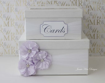 Wedding Card Box, Gift Card Holder, Money Card Box, Gift Card holder