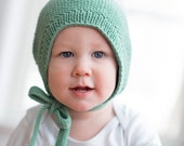 PDF Knitting Pattern to Knit Your Own Hat at Home - Little FINLEY Pixie Hat 3M up to 48M