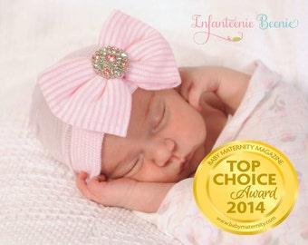 baby girl hat, newborn baby girl hospital hat, newborn baby girl hat, baby girl hat, baby girl hats, newborn baby girl hospital hat, newborn