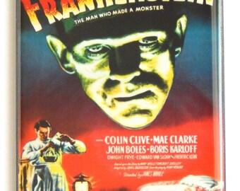 Frankenstein (1947) Movie Poster Fridge Magnet