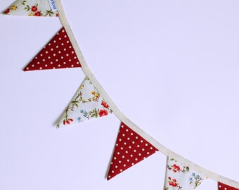 Little Elizabeth - Very Mini Bunting by palicearker