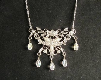 Silver Finesse Necklace