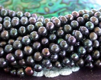 Sale Beads, Destash Beads, Destash Fresh Water Pearls, Destash Potato Shape Fresh Water Pearls  DS-FWP-070