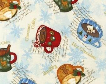 Kaufman - Cheers - Holiday Mugs - Snow