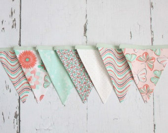Fabric Pennant Banner/Bunting