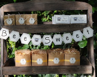 Bee Sweet Banner- Baby Bee by Bloom