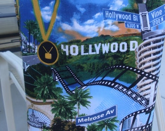 Hollywood & Vine --Tote Bag