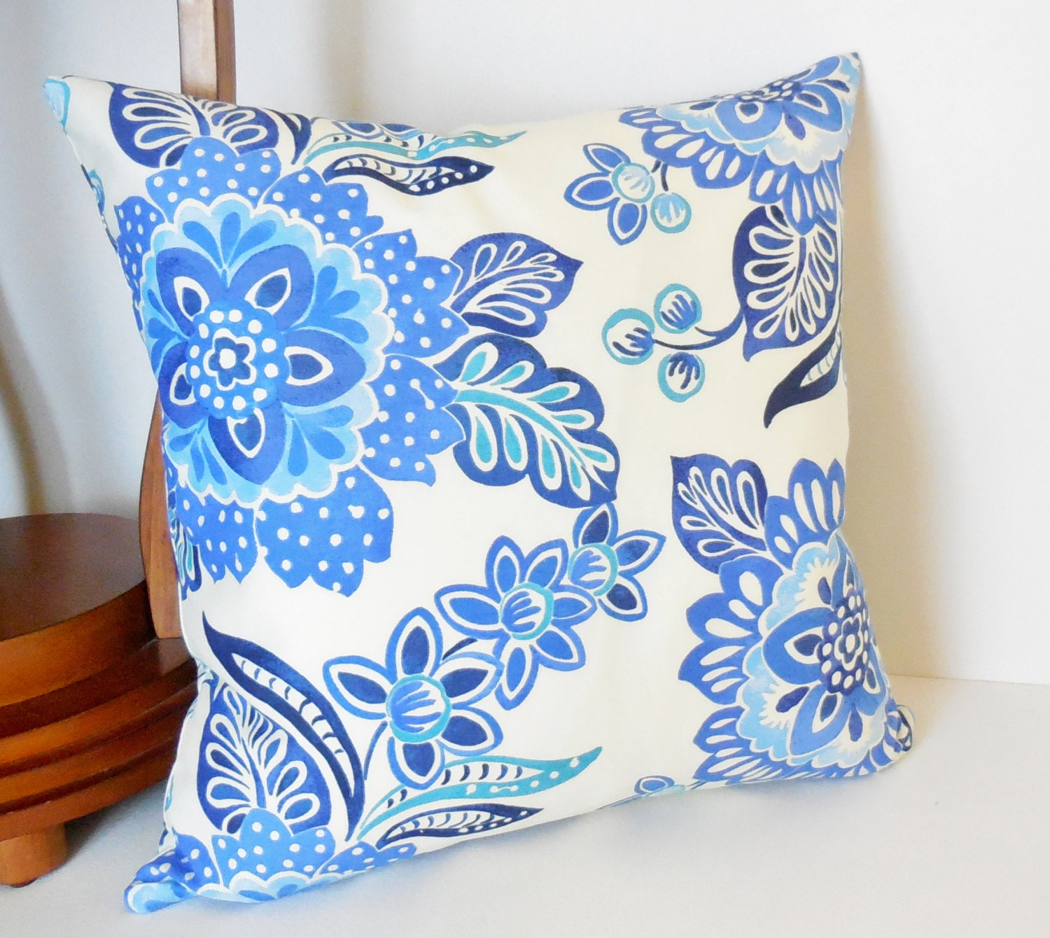 Pillows Decorative Throw Pillows Large Dark Blue by tillnextwinter