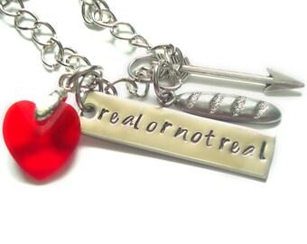 Inspired Peeta Necklace