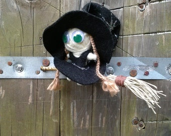 Little Witch String Doll