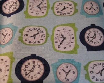 Retro Clocks Geeky Chic 12.5 x 41