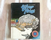 Vintage 70s Reading School Book - Cool Vintage Book Cover