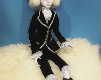 doll Mozart