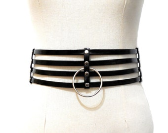Harness Belt. Ring Belt