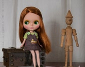 dress with green shirt for Blythe