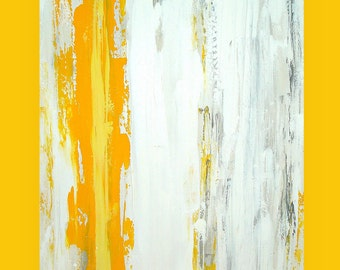 """Art,Acrylic Painting,Original Paintings,Art Abstract Painting on Gallery Canvas by Ora Birenbaum Titled: Fearless 30x40x1.5"""""""