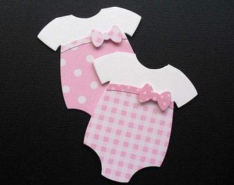 Mini Baby Girl ONESIE Cards